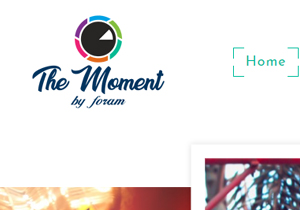 The Moment by Foram